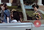 Image of Parents give daughter keys to a new Ford convertible United States USA, 1939, second 45 stock footage video 65675051553