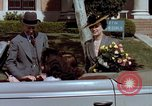 Image of Parents give daughter keys to a new Ford convertible United States USA, 1939, second 47 stock footage video 65675051553