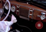 Image of Parents give daughter keys to a new Ford convertible United States USA, 1939, second 49 stock footage video 65675051553