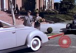 Image of Parents give daughter keys to a new Ford convertible United States USA, 1939, second 58 stock footage video 65675051553