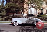 Image of Parents give daughter keys to a new Ford convertible United States USA, 1939, second 62 stock footage video 65675051553