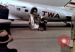 Image of TWA DC-3 airliner United States USA, 1939, second 35 stock footage video 65675051555