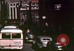Image of vehicular traffic United States USA, 1937, second 24 stock footage video 65675051567