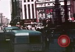 Image of vehicular traffic United States USA, 1937, second 33 stock footage video 65675051567