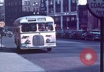 Image of vehicular traffic United States USA, 1937, second 50 stock footage video 65675051567
