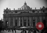 Image of Eugenio Maria Giuseppe Giovanni Pacelli elected Pope Vatican City Rome Italy, 1939, second 11 stock footage video 65675051597