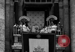 Image of Eugenio Maria Giuseppe Giovanni Pacelli elected Pope Vatican City Rome Italy, 1939, second 24 stock footage video 65675051597