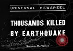 Image of Deadly earthquake strikes Chile Chile, 1939, second 4 stock footage video 65675051598