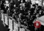 Image of German troops enter Austria Europe, 1939, second 37 stock footage video 65675051601