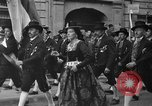Image of Tyroleans Innsbruck Austria, 1937, second 28 stock footage video 65675051614