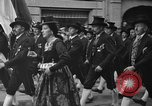 Image of Tyroleans Innsbruck Austria, 1937, second 29 stock footage video 65675051614