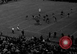 Image of football match New York United States USA, 1937, second 14 stock footage video 65675051616