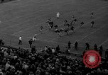 Image of football match New York United States USA, 1937, second 15 stock footage video 65675051616