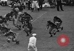 Image of football match New York United States USA, 1937, second 51 stock footage video 65675051616