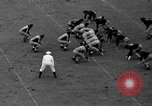 Image of football match New York United States USA, 1937, second 61 stock footage video 65675051616
