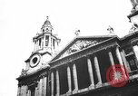 Image of VE Day in London England London England United Kingdom, 1945, second 38 stock footage video 65675051618