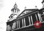 Image of VE Day in London England London England United Kingdom, 1945, second 40 stock footage video 65675051618