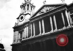Image of VE Day in London England London England United Kingdom, 1945, second 42 stock footage video 65675051618