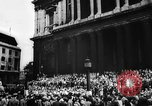 Image of VE Day in London England London England United Kingdom, 1945, second 46 stock footage video 65675051618