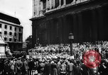 Image of VE Day in London England London England United Kingdom, 1945, second 47 stock footage video 65675051618