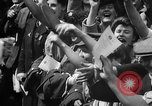 Image of VE Day in London England London England United Kingdom, 1945, second 50 stock footage video 65675051618