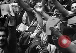 Image of VE Day in London England London England United Kingdom, 1945, second 51 stock footage video 65675051618
