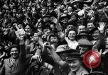 Image of VE Day in London England London England United Kingdom, 1945, second 52 stock footage video 65675051618