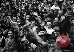 Image of VE Day in London England London England United Kingdom, 1945, second 53 stock footage video 65675051618