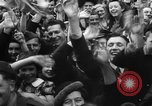 Image of VE Day in London England London England United Kingdom, 1945, second 55 stock footage video 65675051618