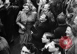 Image of VE Day in London England London England United Kingdom, 1945, second 56 stock footage video 65675051618