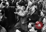 Image of VE Day in London England London England United Kingdom, 1945, second 57 stock footage video 65675051618