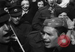 Image of VE Day in London England London England United Kingdom, 1945, second 58 stock footage video 65675051618