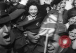 Image of VE Day in London England London England United Kingdom, 1945, second 59 stock footage video 65675051618