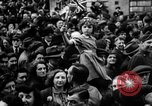 Image of VE Day in London England London England United Kingdom, 1945, second 61 stock footage video 65675051618