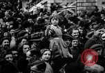 Image of VE Day in London England London England United Kingdom, 1945, second 62 stock footage video 65675051618
