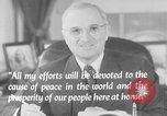 Image of President Harry Truman Washington DC USA, 1948, second 61 stock footage video 65675051638