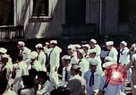Image of Victory over Japan day Honolulu Hawaii USA, 1945, second 17 stock footage video 65675051645