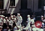Image of Victory over Japan day Honolulu Hawaii USA, 1945, second 20 stock footage video 65675051645