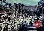 Image of Victory over Japan day Honolulu Hawaii USA, 1945, second 27 stock footage video 65675051645