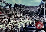 Image of Victory over Japan day Honolulu Hawaii USA, 1945, second 29 stock footage video 65675051645