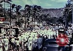 Image of Victory over Japan day Honolulu Hawaii USA, 1945, second 31 stock footage video 65675051645