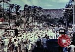 Image of Victory over Japan day Honolulu Hawaii USA, 1945, second 32 stock footage video 65675051645
