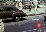 Image of Victory over Japan day Honolulu Hawaii USA, 1945, second 41 stock footage video 65675051645