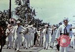 Image of Victory over Japan day Honolulu Hawaii USA, 1945, second 44 stock footage video 65675051645
