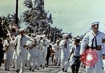 Image of Victory over Japan day Honolulu Hawaii USA, 1945, second 45 stock footage video 65675051645
