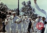 Image of Victory over Japan day Honolulu Hawaii USA, 1945, second 47 stock footage video 65675051645
