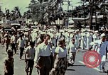 Image of Victory over Japan day Honolulu Hawaii USA, 1945, second 50 stock footage video 65675051645