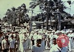 Image of Victory over Japan day Honolulu Hawaii USA, 1945, second 57 stock footage video 65675051645