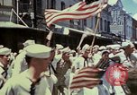 Image of Victory over Japan day Honolulu Hawaii USA, 1945, second 15 stock footage video 65675051647