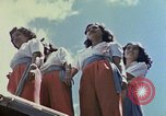 Image of Victory over Japan day Honolulu Hawaii USA, 1945, second 20 stock footage video 65675051647